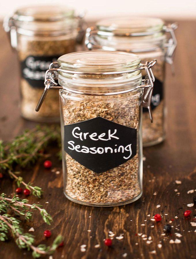 DIY Greek Seasoning