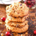 Gluten Free Cranberry Cardamon Scones